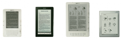 Foto ebook reading devices
